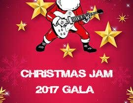 #1 for Gig Poster for Christmas Rock Concert by rajchoudhary265