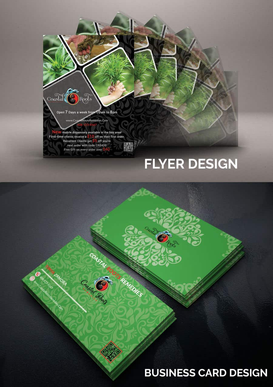 Entry #34 by Arif2646 for Design a flyer & business card! (RECURRENT ...