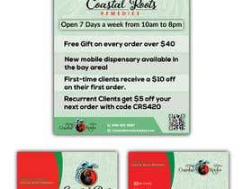 baten1717 tarafından Design a flyer & business card! (RECURRENT) (FAST TURNAROUND) (QUICK RESPONSE) için no 42