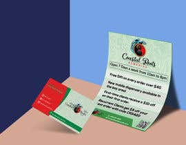 baten1717 tarafından Design a flyer & business card! (RECURRENT) (FAST TURNAROUND) (QUICK RESPONSE) için no 44