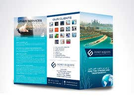 #8 สำหรับ Design a Brochure - company profile โดย shinydesign6
