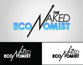 #127 for Logo Design for The Naked Economist by tiffont