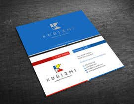 yatusher786 tarafından I need to design facebook page,  business cards  for Kubizmi LLC için no 14