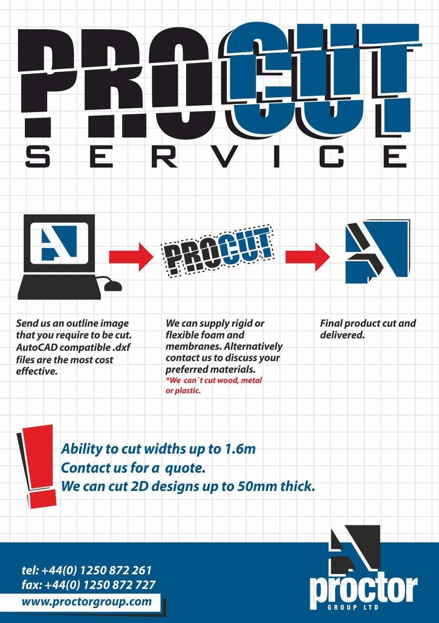 #75 for Advertisement Design for A. Proctor Group Ltd by F5DesignStudio