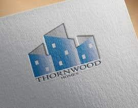 Nro 53 kilpailuun Design Logo and Brand for our Real Estate Portfolio Management Company Thornwood Homes käyttäjältä debarshipulock43
