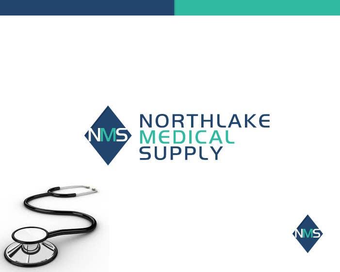 Конкурсная заявка №80 для Logo Design for Northlake Medical Supply