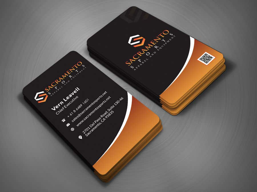 Entry #7 by safiqul2006 for Need Custom Business cards Designed for ...