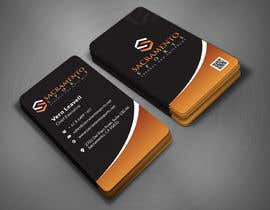 #7 for Need Custom Business cards Designed for Sports Business af safiqul2006