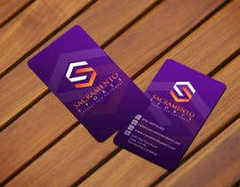 #20 cho Need Custom Business cards Designed for Sports Business bởi CharlieGraphixs