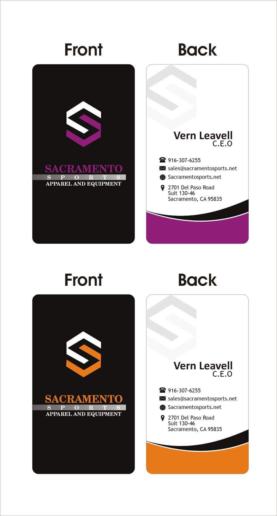 Entry #4 by qamarkaami for Need Custom Business cards Designed for ...