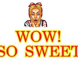 Nro 15 kilpailuun Design a logo for a new sweetener brand käyttäjältä psycho119