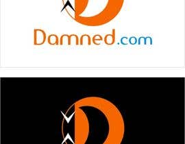 #67 for Develop a Corporate Identity for Damned.com by hsuadi