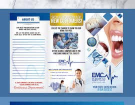 #25 cho Brochure Design for Medical Center. bởi aldeavenezolana1