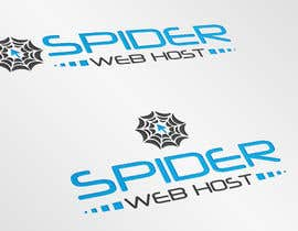 #34 cho I want a modern designed logo for a new web host company designed. The web address is spiderwebhost.uk Company name is spider web host bởi decentpub