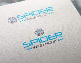 #35 cho I want a modern designed logo for a new web host company designed. The web address is spiderwebhost.uk Company name is spider web host bởi decentpub