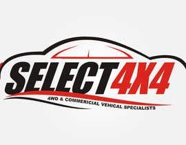 #11 untuk Design a Logo for Select 4x4 oleh webbymastro