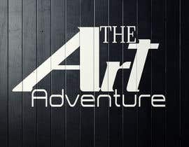 "#17 for I need a logo designing for a client website build. The website in question is called ""the art adventure""  its primarily a website for the sale of canvas paintings and one of customised pottery and painted pieces. by JohnDigiTech"