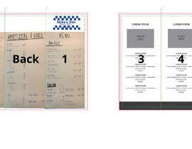 #14 for Design a Tri-Fold/Digital Menu for Deli by MRGRAPH003
