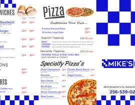 #19 for Design a Tri-Fold/Digital Menu for Deli by jhess31