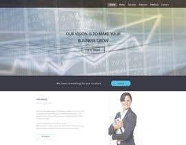 Nro 26 kilpailuun Design a Website Mockup käyttäjältä robinosaha