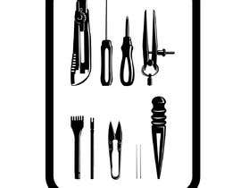 #8 cho simple illustration of tools bởi rushdamoni