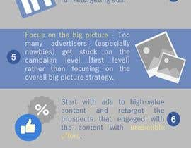 #14 for Infographic for Ten Facebook Ads Tips by mariamouschoutzi
