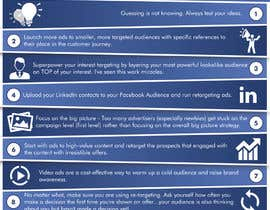 #13 for Infographic for Ten Facebook Ads Tips by savitamane212