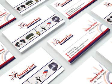 Image of                             design business card