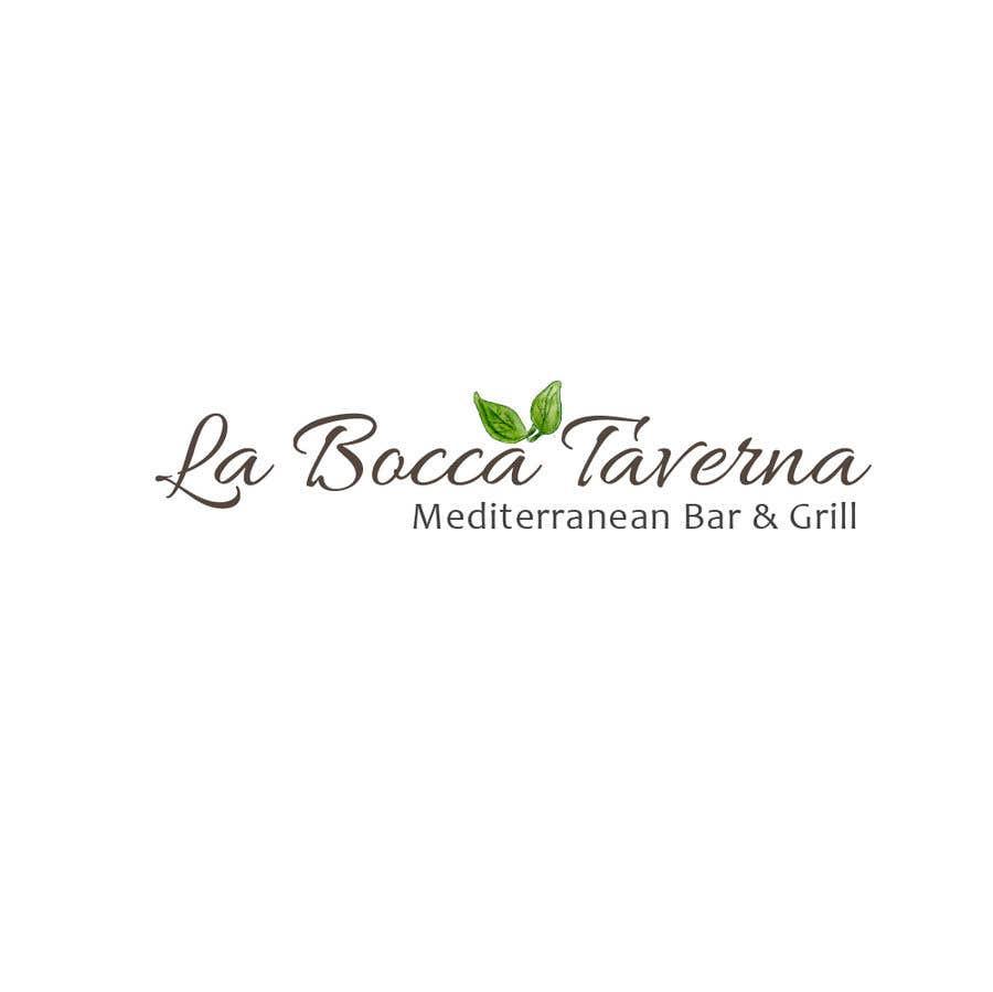 Конкурсная заявка №                                        75                                      для                                         Design a Logo for a Mediteranean Restaurant