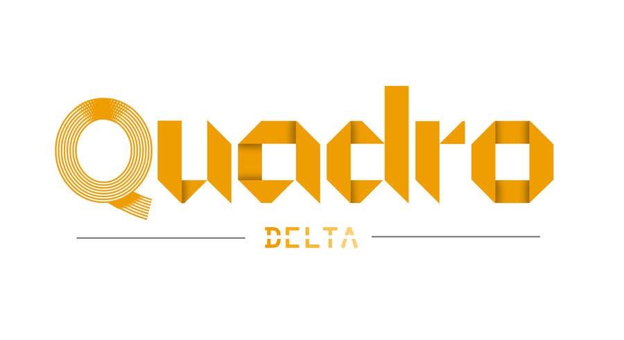 Inscrição nº                                         104                                      do Concurso para                                         Design Logo and INTRO video for Quadro Delta