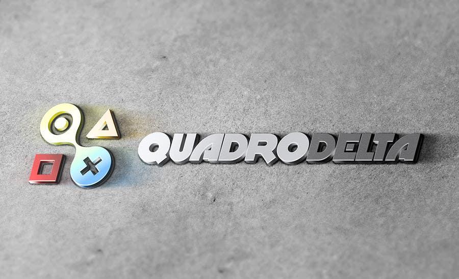 Inscrição nº                                         20                                      do Concurso para                                         Design Logo and INTRO video for Quadro Delta