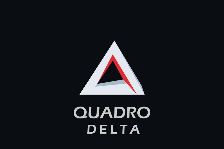 Inscrição nº                                         32                                      do Concurso para                                         Design Logo and INTRO video for Quadro Delta