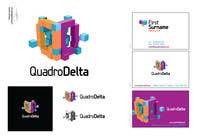Graphic Design Inscrição do Concurso Nº117 para Design Logo and INTRO video for Quadro Delta