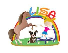 Nro 21 kilpailuun Need a logo for my daughters life käyttäjältä pgaak2