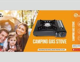 #17 cho Packing Design - Camping Products bởi kalaja07