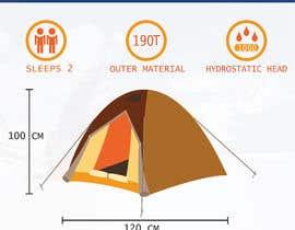 #15 cho Packing Design - Camping Products bởi atasarimci