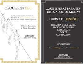 #42 para Flyer Diseño de Moda y Arte de wilsoncordova