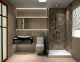 Nro 2 kilpailuun Design Board - Bathroom käyttäjältä Arkhitekton007