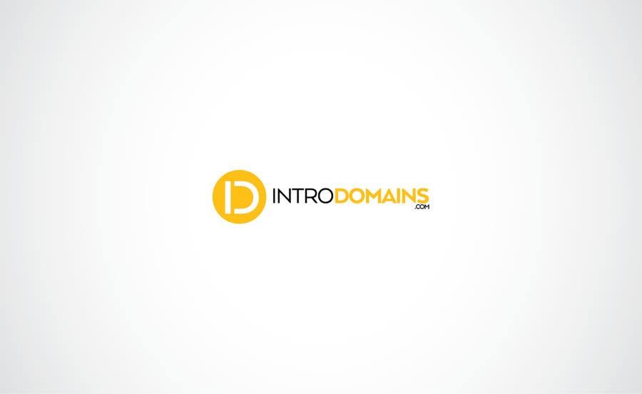 Penyertaan Peraduan #                                        47                                      untuk                                         Design a Logo / Typeface for Introdomains.com