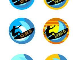 #2 untuk I need an image for a 'surf sticker' oleh honjun88