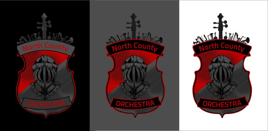 Contest Entry #                                        8                                      for                                         North County Tees Design