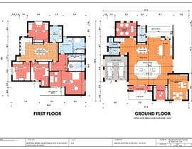 #35 for Architecture Design Floor Plan - Modern 2 Storey Home af willbsamuel