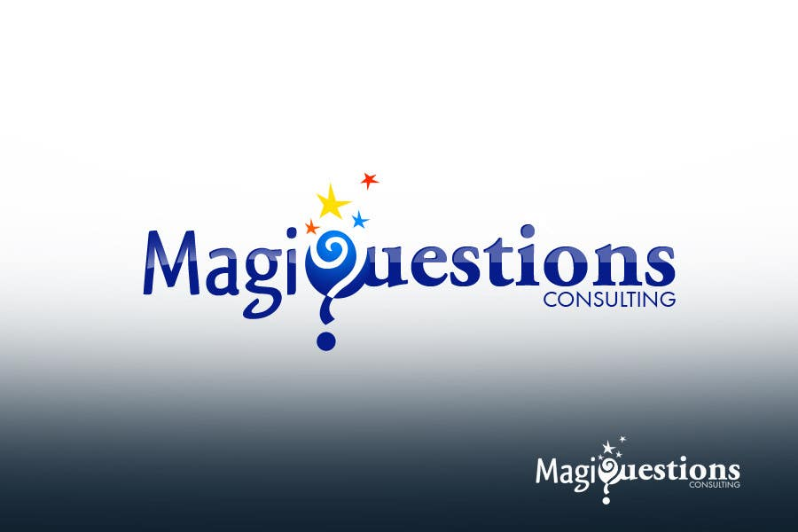 Конкурсная заявка №68 для Logo Design for MagiQuestions Consulting