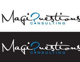 #67 για Logo Design for MagiQuestions Consulting από stevesmileyrgd