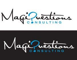 #124 για Logo Design for MagiQuestions Consulting από stevesmileyrgd