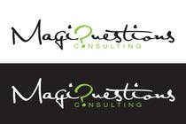 Graphic Design Contest Entry #44 for Logo Design for MagiQuestions Consulting