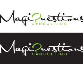 #44 για Logo Design for MagiQuestions Consulting από stevesmileyrgd
