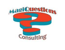 #261 za Logo Design for MagiQuestions Consulting od johnnytuch13