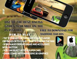 #5 for Design a graphic design advertisement of any ONE of my game iphone/android apps! by meceartion