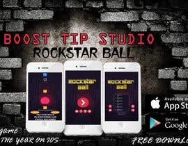 #8 for Design a graphic design advertisement of any ONE of my game iphone/android apps! by kritika2910